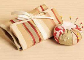 آموزش ساخت کیف خیاطی تاشو