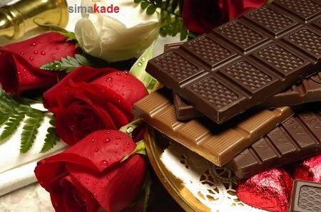 طرز تهیه شکلات خانگی