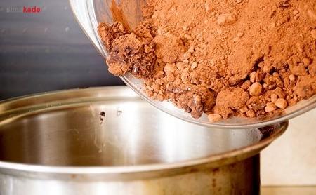 شکلات خانگی6