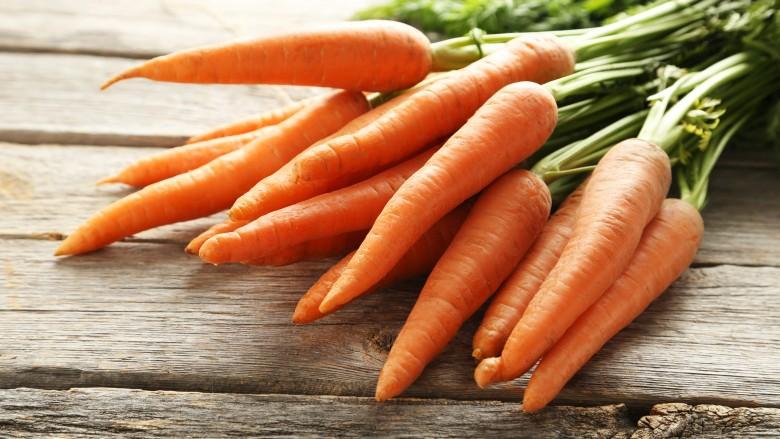 مصرف هویج برای رشد و تقویت موها