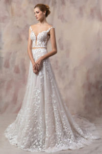 دانتل لباس عروس