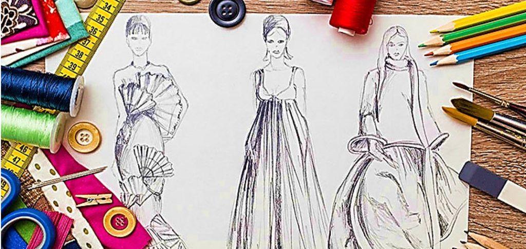 تفاوت طراحی مد و طراحی لباس